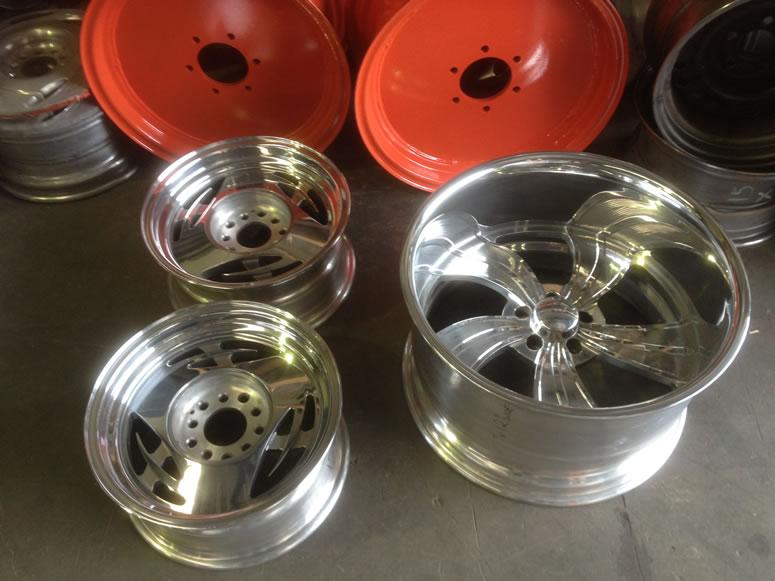 Wheel Repairs Melbourne